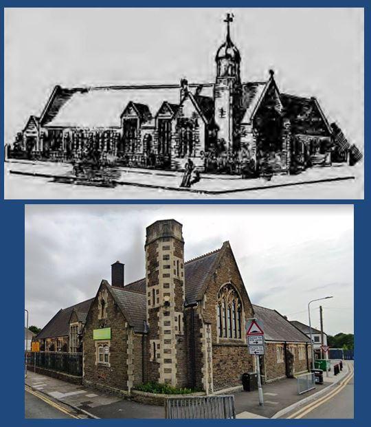 St Monica, Merthyr Street, Cathays, Cardiff