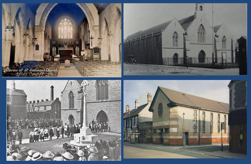 St Saviour, Splott Road, Cardiff