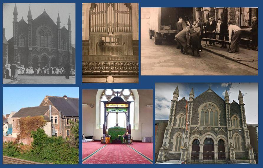 Ebenezer Baptist Church, Pearl Street, Cardiff