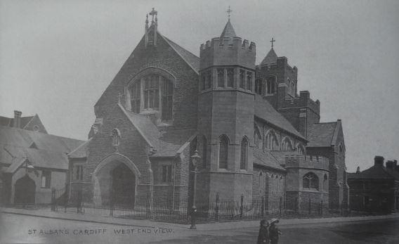 St Alban's, Splott, Cardiff