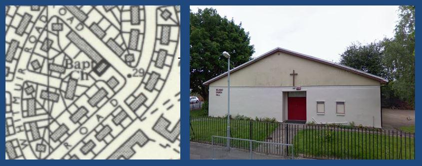Tremorfa Baptist now Belmont, Cardiff