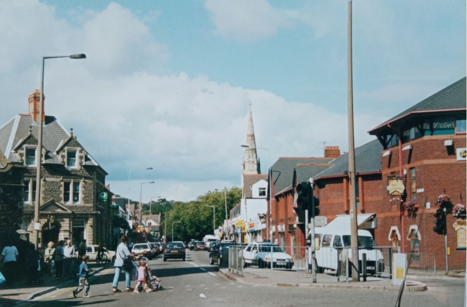 Wellfield Road 1998