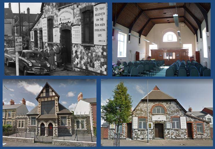 Adamsdown Gospel Hall, Cardiff
