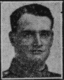 Albert Hollyman, Roath, Cardiff - policeman