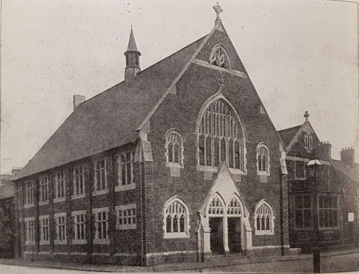 Bethlehem Welsh Congregational Chapel, Eyre Street, Splott, Cardiff