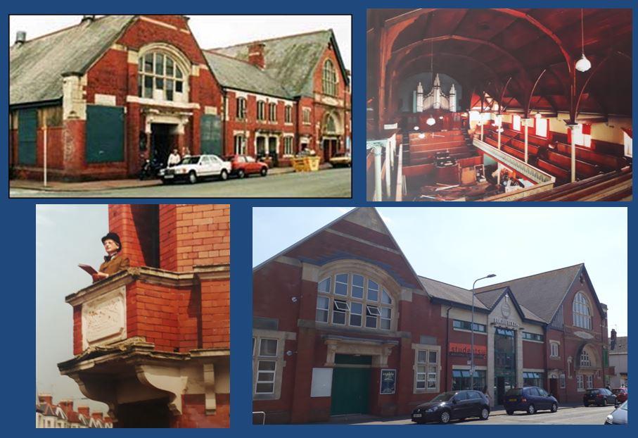 Crwys Hall, Monthermer Road, Cathays, Cardiff