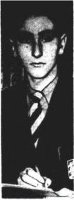 Brian Josephson at Cardiff High School