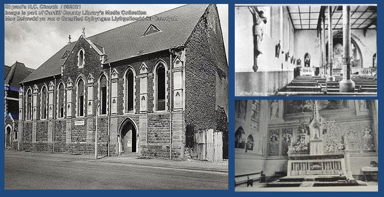 St Paul's, Tyndall Street, Newtown, Cardiff