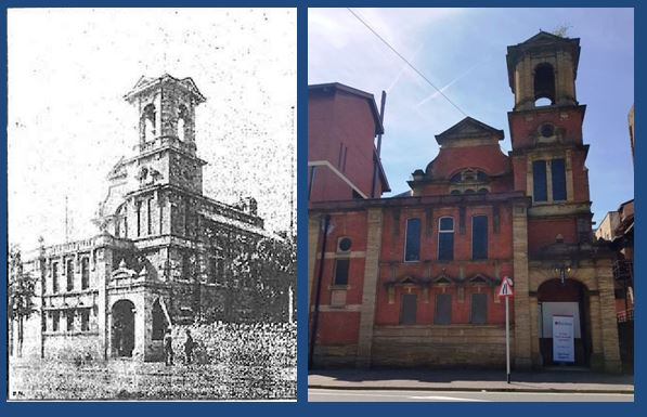 West Grove unitarian Chapel, Tedegarville, Cardiff