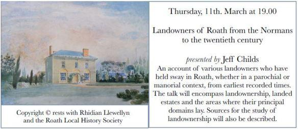 2021 Mar - Jeff Childs - Landowners of Roath