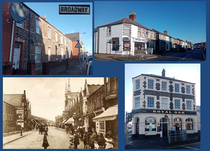 A look back at some of the history of the streets of the Roath / Adamsdown area of Cardiff. The street included are those north of the railway line and south of Newport Road.