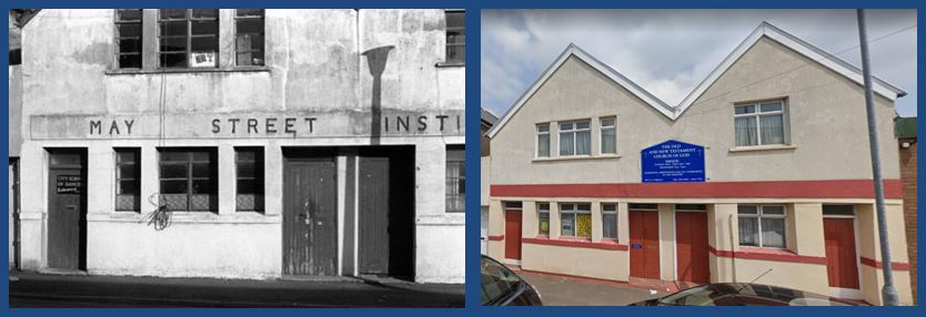 The Old and New Testament Church of God, Cathays, Cardiff