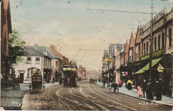 city-road-around-1911
