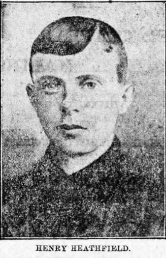 Harry Heathfield