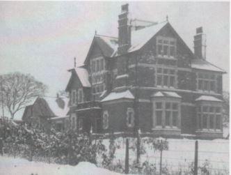 Woodlands, Ty Gwyn Road, Penylan, Cardiff (pic Cardiff Libraries)