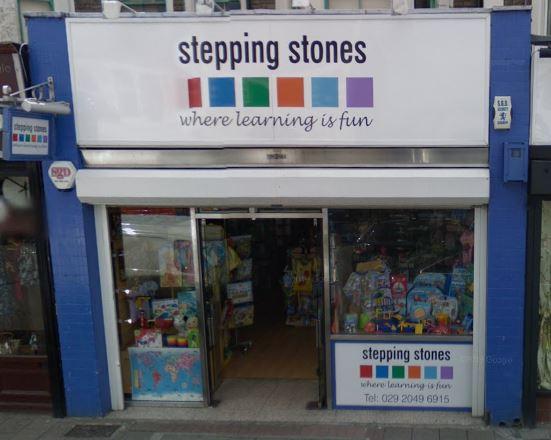 13 Wellfield ROad Steping Stones