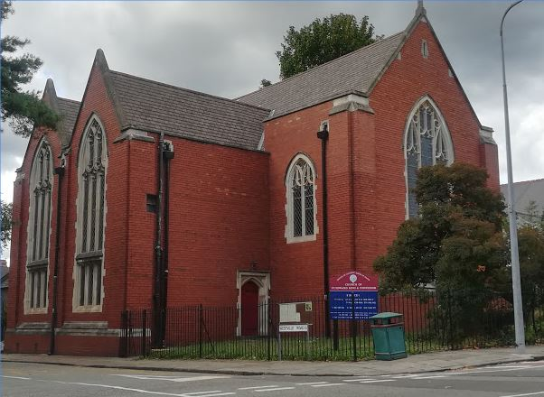 St Edwards, Blenheim Road - Photo from church website