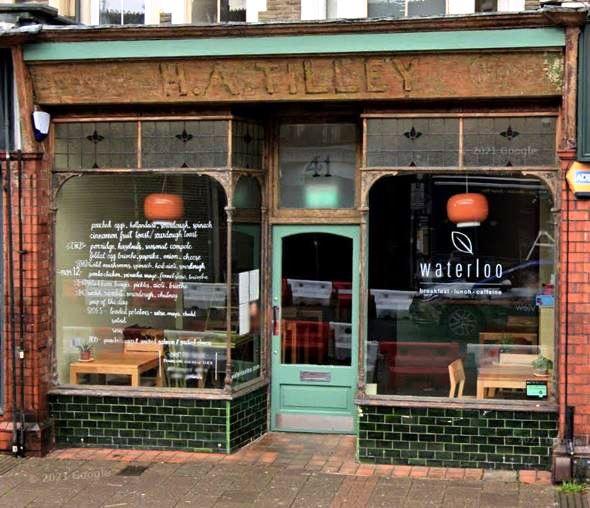 Waterloo Tea 51 Wellfield Road